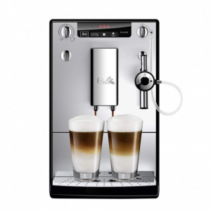 Espressor cafea Melitta Caffeo Solo & Perfect Milk E957-101, argintiu [0]