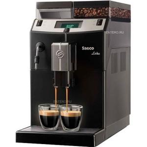 Espressor cafea automat Saeco Lirika Blk1