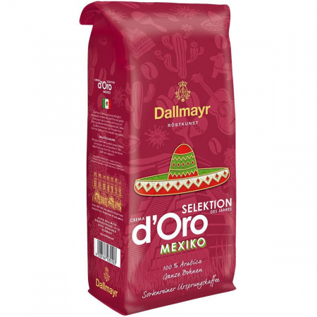 Cafea boabe Dallmayr Crema DOro Selektion des Jahres, 1kg1