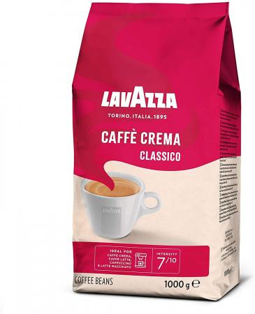 Cafea Boabe Lavazza Caffe Crema Classico, 1kg0