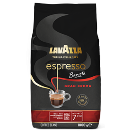 Cafea boabe Lavazza Espresso Barista Gran Crema, 1kg [0]