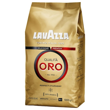 Cafea boabe Lavazza Qualita Oro, 1 kg0