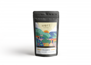 Cafea boabe Moft Columbia, 500g0