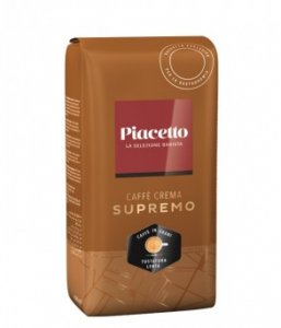 Cafea boabe Piacetto Supremo Cafe Crema, 1kg1