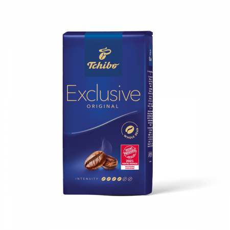 Cafea boabe Tchibo Exclusive, 1kg
