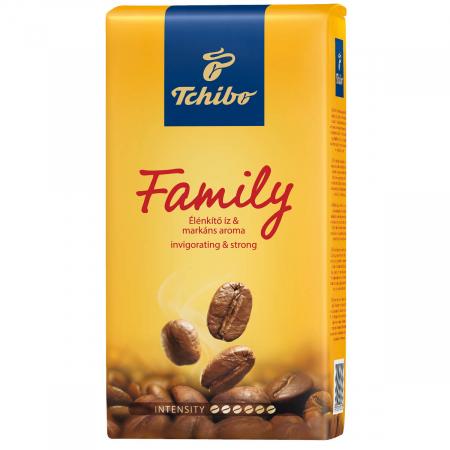 Cafea boabe Tchibo Family, 1 kg