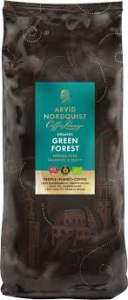 Cafea boabe organica Arvid Nordquist Green Forest, 1kg [1]