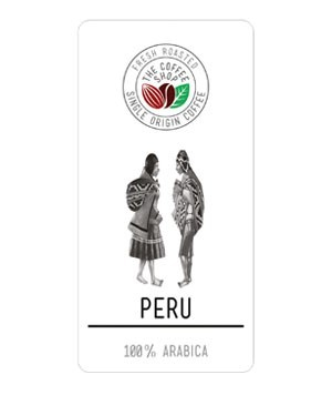 Cafea Proaspat Prajita Single Origin The Coffee Shop Peru, 500g1