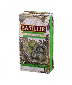 Ceai verde Basilur White Moon - 25 Doze1