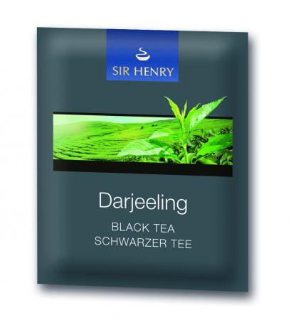 Ceai negru Sir Henry Darjeeling, 25 plicuri2