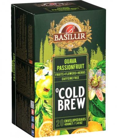 Ceai rece Basilur Brew Guava Si Passionfruit [1]