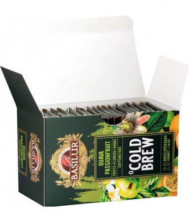 Ceai rece Basilur Brew Guava Si Passionfruit [2]