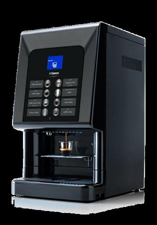 Espressor automat cafea Saeco Phedra EVO Cappuccino 9gr, negru, 1750W [2]