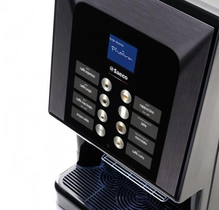 Espressor automat cafea Saeco Phedra EVO Cappuccino 9gr, negru, 1750W [3]