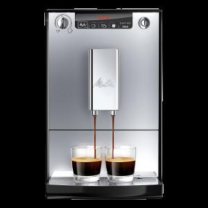 Espressor Automat Melitta Caffeo Solo, argintiu0