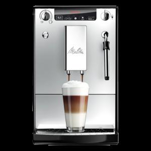 Espressor cafea Melitta Caffeo Solo & Milk, argintiu [0]
