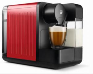 Espressor cafea Tchibo Cafissimo Milk, rosu0