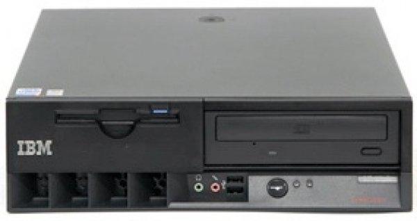 Calculator IBM ThinkCentre M52 Desktop, Intel Pentium Dual Core 2.8 GHz, 1 GB DDR2, 80 GB HDD SATA, DVD, Windows 7 Home Premium, 3 ANI GARANTIE [0]