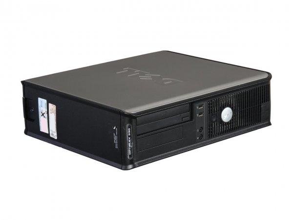 Calculator Dell Optiplex 330 Desktop, Intel Pentium Dual Core E2140 1.6 GHz, 1 GB DDR2, HDD 80 GB SATA, DVD, Windows 7 Home Premium, 3 ANI GARANTIE 0