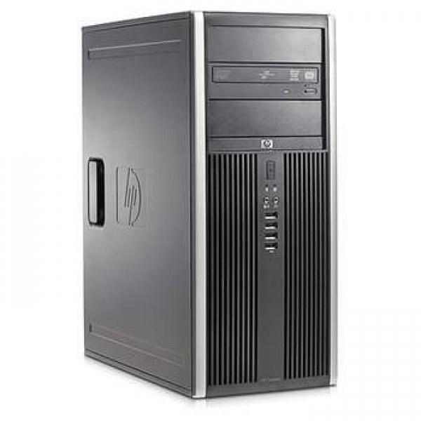 Calculator HP Compaq Elite 8100 Tower, Intel Core i5-650 3.2 GHz, 4 GB DDR3, Hard Disk 250 GB SATA, DVDRW 0