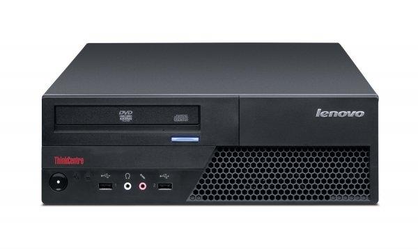 Calculator Lenovo ThinkCentre M58 Desktop, Intel Pentium Dual Core E2200 2.2 GHz, 1 GB DDR3, Hard Disk 250 GB SATA, DVDRW, Windows 7 Professional, 3 ANI GARANTIE 0