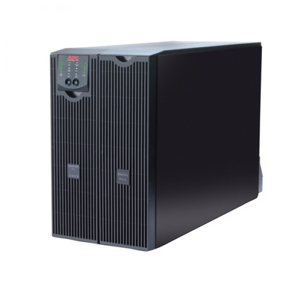 APC Smart UPS RT 8000 XLI, 8000 VA, 6400 W, Input 230V / Output 230V [0]