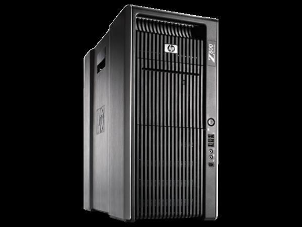Workstation HP Z800 Tower, Intel Quad Core Xeon E5504 2.00 GHz, 8 GB DDR3, Hard disk 250 GB SATA, DVD, Placa video nVidia Quadro NVS295, Windows 7 Professional, 3 ANI GARANTIE 0