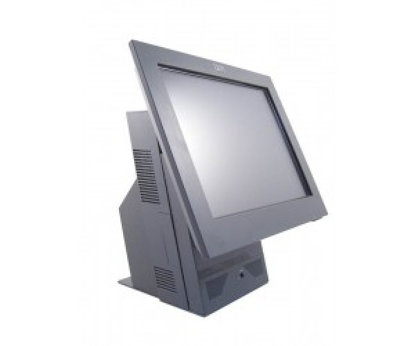 Sistem POS IBM SurePOS 4840-544, Display 15inch Touchscreen, Intel Celeron 2.0 GHz, 1 GB DDRAM, 40 GB HDD ATA, Windows 7 Professional, 2 ANI GARANTIE 0