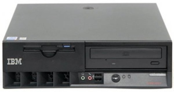 Calculator IBM ThinkCentre M55p Desktop, Intel Pentium Dual Core 3.4 Ghz, 1 GB DDR2, 80 GB HDD SATA, DVD, Windows 7 Home Premium, 3 ANI GARANTIE 0