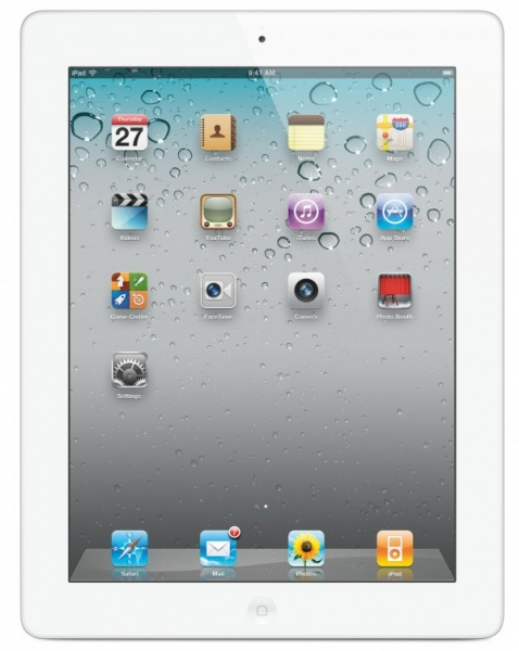Tableta Apple iPad 3 White, 32 GB, Wi-Fi, 3G [0]