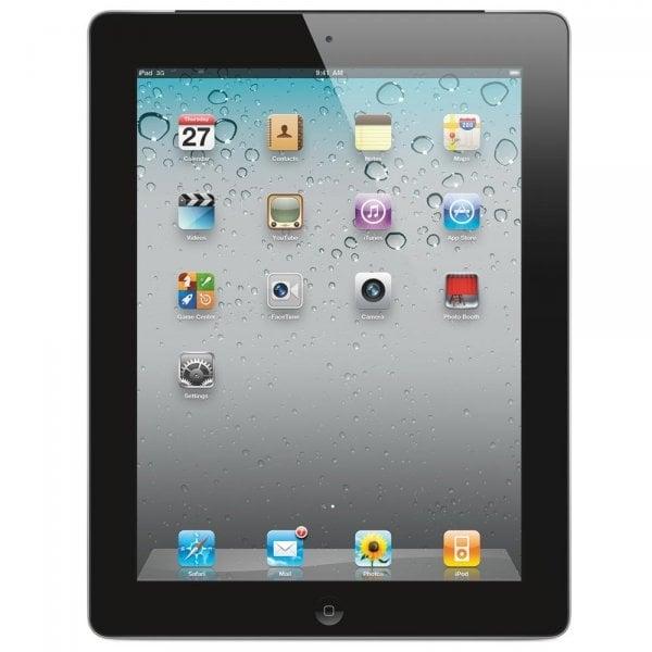 Tableta Apple iPad 2 Black, 32 GB, Wi-Fi, 3G 0