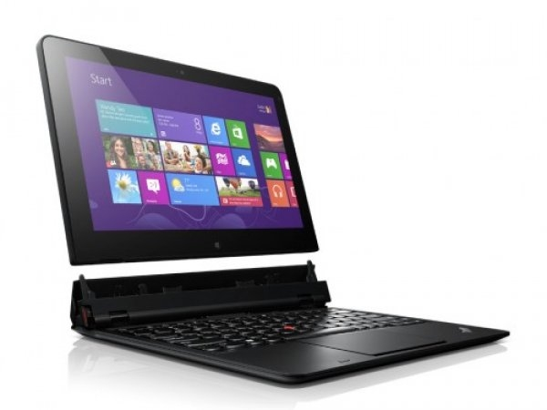 "Laptop Lenovo ThinkPad HELIX, Intel Core i7 3667U 2.0 GHz, 8 GB DDR3, 256 GB SSD, WI-FI, Bluetooth, 2 x WebCam, Stylus, Display 11,6"" Touchscreen, 1920 by 1080, Windows 8 Pro, 3 ANI GARANTIE [0]"