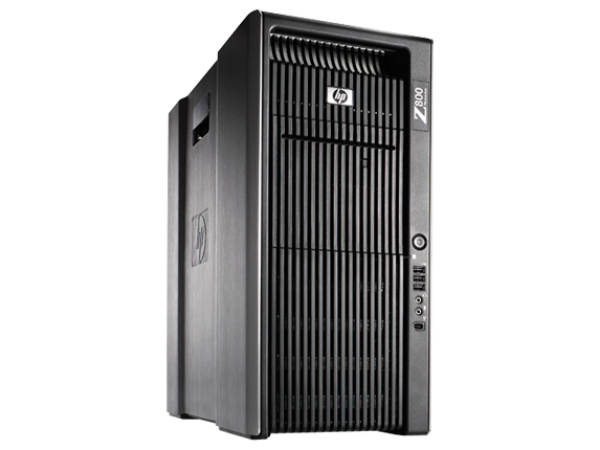 Calculator HP Z800 Tower, 2 Procesoare Intel Six Core Xeon X5670 2.93 GHz, 16 GB DDR3, Hard disk 1 TB SATA, DVD, Placa video nVidia Quadro Q2000, Windows 7 Professional, 3 ANI GARANTIE 0