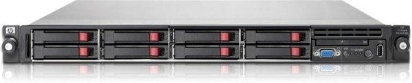 Server HP DL360 G6, Rackabil 1U, 2 Procesoare Intel Quad Core Xeon L5520 2.26 GHz, 32 GB DDR3, 4 x hard disk 1 TB SATA, 2 x Surse Redundante 0