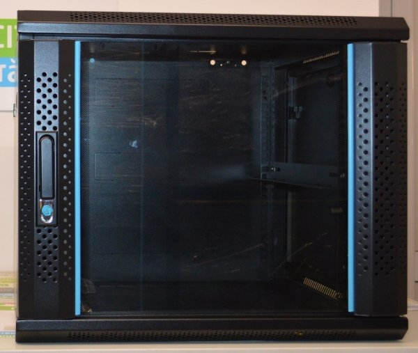 Cabinet Rack Retelistica Cloon 9U, montare perete 0
