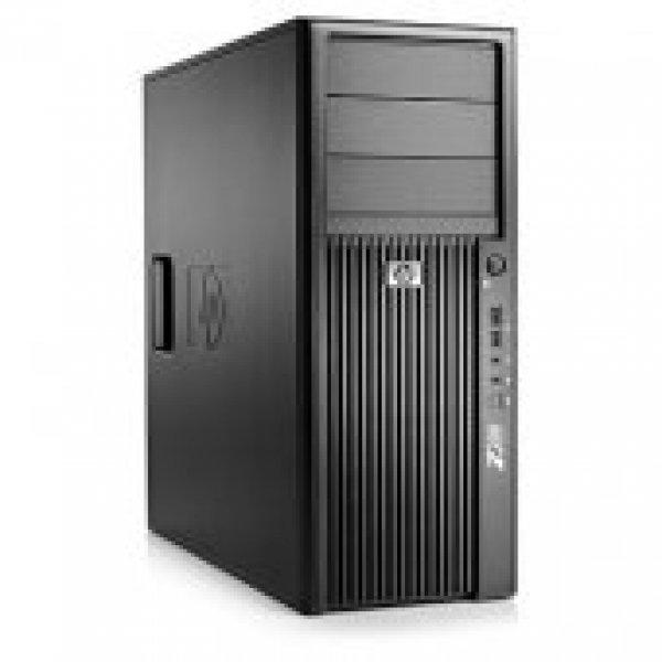 Workstation HP Z200 Tower, Procesor Intel Core i3 540 3.06 Ghz, 4 GB DDR3, SSD 240 GB, DVD 0