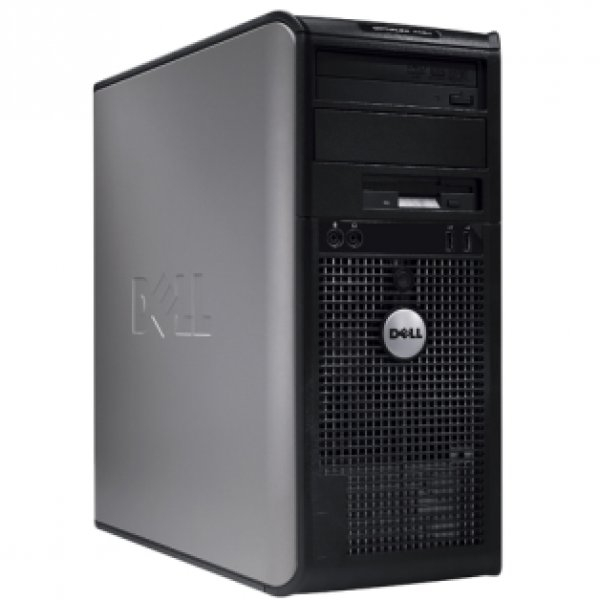 Carcasa Calculator DELL Optiplex 740 Tower cu sursa 0
