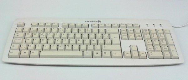 Tastatura Cherry, USB, QWERTY [0]