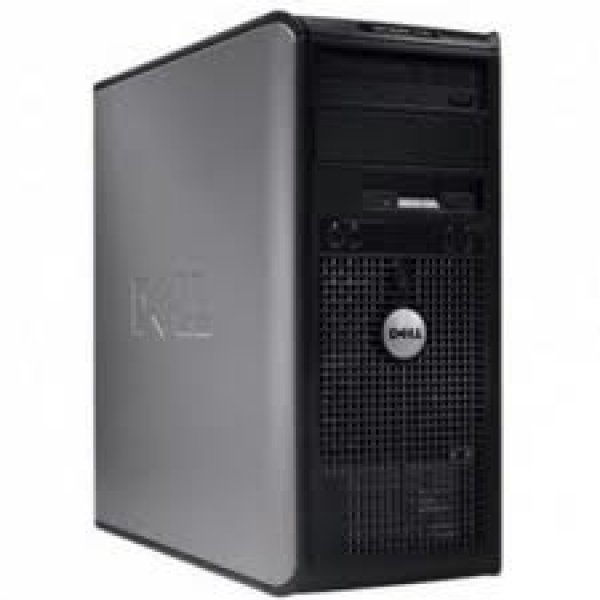 Calculator Dell Optiplex 780 Tower, Intel Core 2 Duo E7500 2.93 GHz, 2 GB DDR3, 240 GB SSD, DVDRW 0