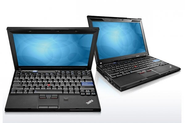 Laptop Lenovo ThinkPad X201, Intel Core i5 Mobile 520M 2.4 GHz, 4 GB DDR3, 160 GB HDD SATA, WI-FI, Card Reader, WebCam, Display 12.1inch 1280 by 800, Windows 7 Home Premium 0