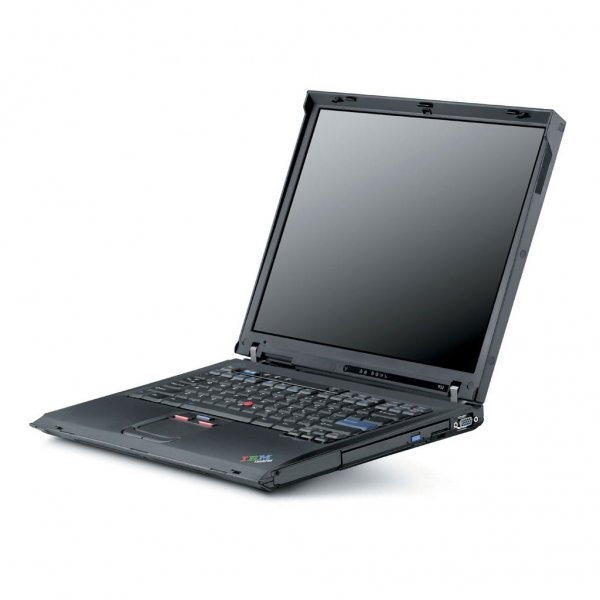 Laptop Lenovo ThinkPad R61, Intel Core Duo T7100 1.8 GHz, 1 GB DDR2, 80 GB HDD SATA, WI-FI, Card Reader, DVDRW, Display 15.4inch 1280 by 800 0