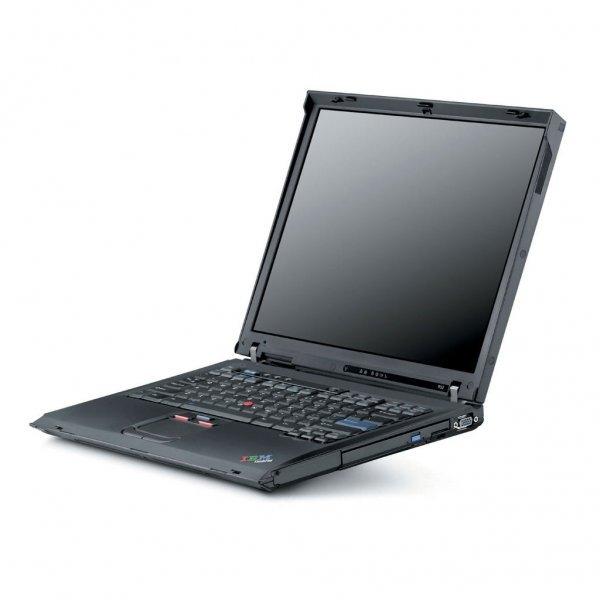 Laptop Lenovo ThinkPad R61, Intel Core Duo T7100 1.8 GHz, 1 GB DDR2, 80 GB HDD SATA, WI-FI, Card Reader, DVDRW, Display 15.4inch 1280 by 800 0
