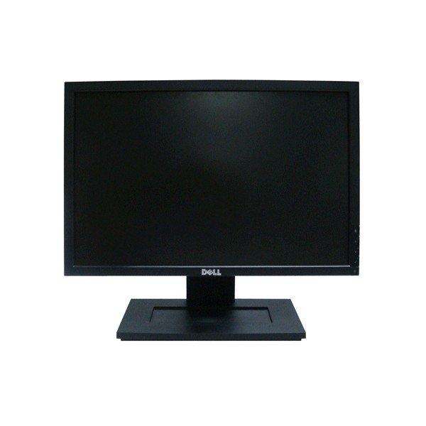 Monitor 17 inch LCD DELL E1709W, Black, 3 Ani Garantie 0