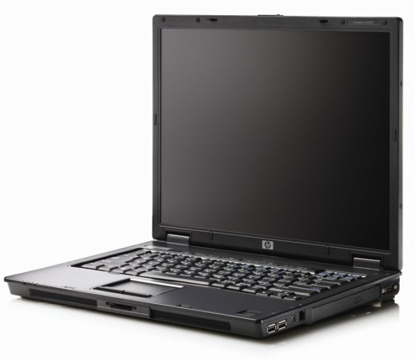 Laptop HP Compaq nc6320, Intel Core 2 Duo T5500 1.66 GHz, 1 GB DDR2, 80 GB HDD SATA, DVD-CDRW, WI-FI, Card Reader, Finger Print, Display 15inch 1400 by 1050 0