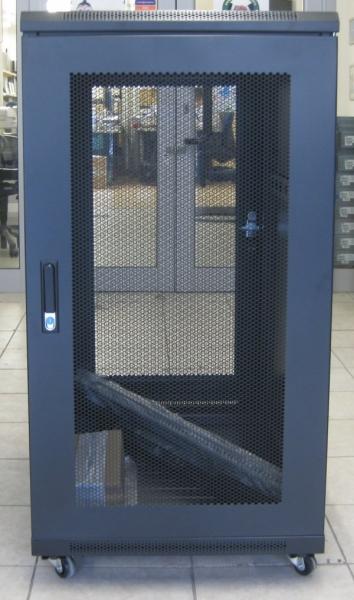 Cabinet Rack Server 22U, usa metalica W: 600 mm x H: 1166 mm  x D: 1000mm [0]