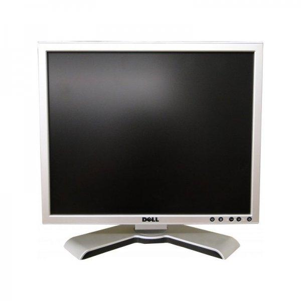 Monitor 17 inch TFT DELL UltraSharp 1707FP, Black & Silver, Panou Grad B [0]