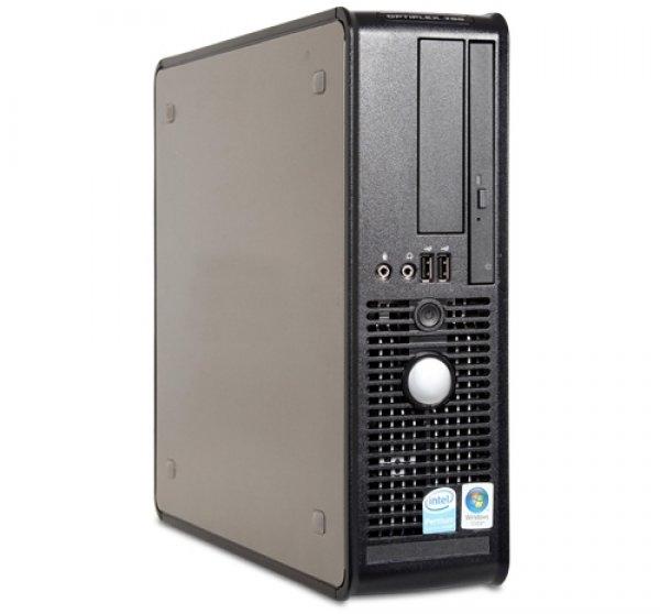 Calculator Dell Optiplex 760 Desktop SFF, Intel Core 2 Duo E7300 2.66 GHz, 2 GB DDR2, 160 GB HDD SATA, DVD-CDRW [0]