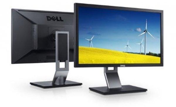 Monitor 24 inch LED DELL P2411H Black 0