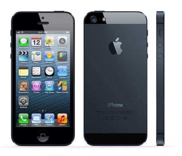 Telefon Apple iPhone 5 Black, 64 GB, Wi-Fi, 2 ANI GARANTIE 0