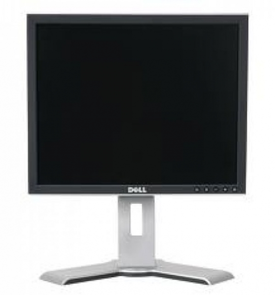 Monitor 19 inch TFT DELL 1907FP, Black & Silver 0